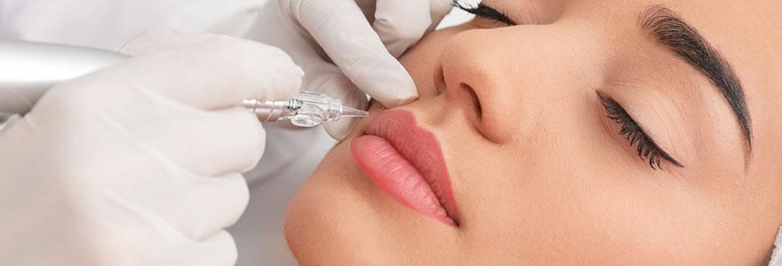 Les techniques du maquillage permanent